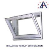 Vensters de van uitstekende kwaliteit van de Vultrechter van het Glas van het Aluminium met As2047
