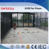 (Seguridad de la prisión) Uvss bajo el vehículo que controla el sistema de inspección de la exploración (ALPR)