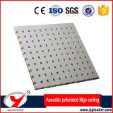 Panneau ignifuge de plafond de MgO de perforation de qualité