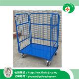 Faltbare Stahlrahmen-Laufkatze für Lager-Speicher Wih Cer (FL-250)