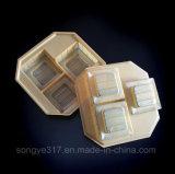 Упаковывать подноса еды PP пластичный