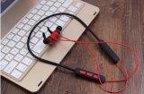 Bluetoothの連続したステレオの無線ヘッドホーンを取り消すスポーツV4.2の安い騒音