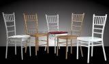 現代屋外の透過結婚式の樹脂の椅子