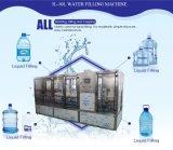 Plan d'action dans la machine de remplissage de l'eau