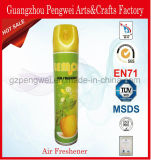 Eco-Friendly 330ml Jasmine fragancia ambientador para interiores y exteriores
