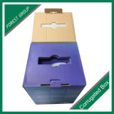 Brown Kraft Corrugated Paper Packaging Box