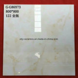 Azulejo de suelo de mármol esmaltado Polished lleno interior de Foshan