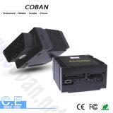 Nieuwe GPS van Coban van de Aankomst Drijver OBD II GPS Voertuig die het In real time van de Vrachtwagen van de Auto van de Drijver GSM GPRS MiniApparaat volgen
