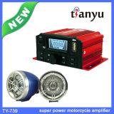 Audio de la motocicleta para el transmisor de FM y el jugador del USB