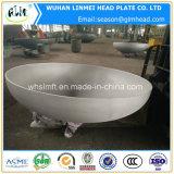 Testa del piatto dell'acciaio inossidabile/testa ellittica per le protezioni del contenitore a pressione