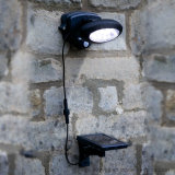 La energía solar Powered Seguridad LED 10 Sensor de luz de la pared exterior
