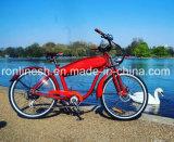 단속기 이전 바닷가 함 250W/350W/500W Retro 고전적인 포도 수확 전기 자전거 또는 전기 Bike/E Bicycle/E 자전거 또는 Pedelec 의 W 두 배 정면 충격 En15194 의 세륨