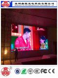 Aluguel Estágio Interior em Cor Total Qualidade HD HD Painel P5 Display LED Digital