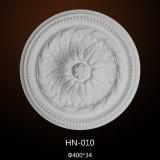 Medallón del techo de la decoración de 16 pulgadas