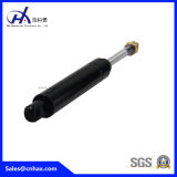 Mini suporte ajustável preto da sustentação do gás da mola do pistão do gás 45#Steel para que a maquinaria pequena da indústria tenha a boa coesão com emulsão sensível