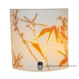 간단한 만화 사각 아이들 빛을%s 유리제 천장 램프