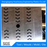 Molde para producir tiras de barrera termal PA66