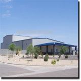 Edifício Prefab da vertente do metal da construção de aço para a aplicação industrial