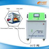 Gerador industrial do gás de Hho do combustível da água do preço da manufatura Oxyhydrogen para a estaca da soldadura