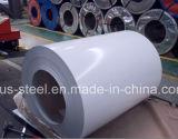 Plaque en acier ondulée galvanisée par approvisionnement/feuille en acier incurvée de toiture enduite par couleur