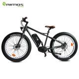 Suspersion cheio 26 bicicleta elétrica MEADOS DE da movimentação 350W de Bafang da polegada