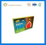 La couleur faite sur commande a estampé les cadres ridés parétalage de papier de jouet d'emballage (le constructeur OEM)