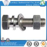 Aço inoxidável / Aço Hex Cap Screw