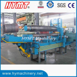 Máquina de dobra hidráulica da placa de aço de três rolos W11S-10X3200