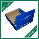 Caixa de indicador personalizada do papel ondulado