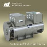 空港電動発電機は(回転式頻度変圧器) 60Hzに400Hzをセットする