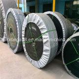 Nastro trasportatore di gomma antisdrucciolevole per estrazione mineraria