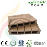 150*25mm Carte Composite Decking de plein air creux