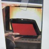 Gâteau Backware de traitement au four de moulage de gaufre de silicones fait maison