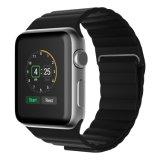 革ループブレスレットのAppleの腕時計のIwatchバンド38mm&42mmのためのスマートな時計バンド