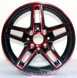 Красивые цвета с возможностью горячей замены обода колеса на автомобиле реплики