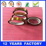 Tagliare resistente a temperatura elevata del nastro del silicone pi della pellicola di Polyimide