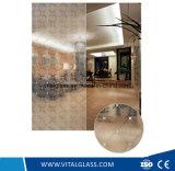 La sécurité de l'acide pour porte en verre gravé