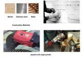 콘크리트, etc.를 위한 플라스틱 역행 가는 디스크 바퀴