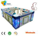 Fisch-Schlitz-Spiel-Maschinen-Spiel-Konsolen-Installationssatz-Säulengang-Schrank
