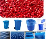 Plastikrohstoff/blaues Masterbatch