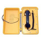 険しいSIPの電話防水鉄道の電話IPの非常呼出