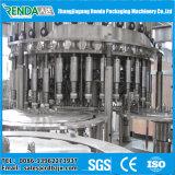 Machine de remplissage de mise en bouteilles chaude de jus/lait/thé de technologie neuve