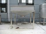 Réservoir de matériau d'acier inoxydable