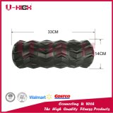 type de pneu de matériel de forme physique de rouleau de mousse rempli par EVA de 14*33cm