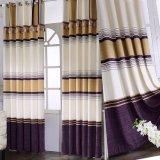 Tenda di finestra normale di mancanza di corrente elettrica del cotone per la camera da letto (27W0030)