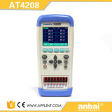 Medidor Handheld do par termoeléctrico de Digitas com saco carreg (AT4208)