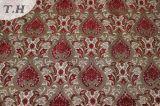 Tessuto classico del sofà del jacquard di stile americano (FTH31943)