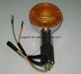Peças sobresselentes da motocicleta, lâmpada de Winker do indicador da motocicleta, para Honda Cg125 Cg150 Gn125 Gn150