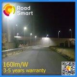 Alumbrado público solar integrado de 40W 5600lm del diseño inteligente LED de la patente