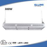 Lumière élevée extérieure s'arrêtante de compartiment du support 300W DEL de Lumileds 120lm/W